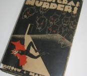 The Mardi Gras Murders – Bristow Manning – First edition 1931