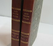 Two Years in New South Wales – Cunningham – Surgeon RN – 1827 First Edition – Scarce