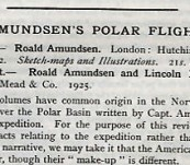 The Journal of the Royal Geographical Society 1926 March – George Binney – Amundsen's Polar Flight