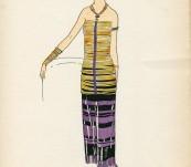 Femme de Borneo – Gazette du Bon Ton – David – 1922