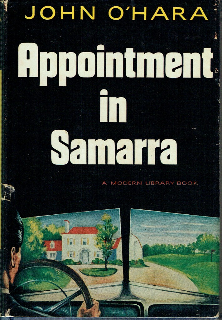 appointment in samarra poem