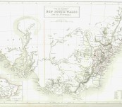 Part of Australia comprising the settled portions of New South Wales and South Australia. – William Hughes – 1844