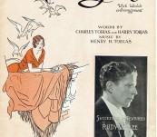 """Miss You"" – Music Score 1929 – Tobias and Tobias"