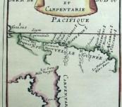 Nouvelle Guinea et Carpentarie Allain Mallet – 1683