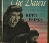 Hold Back the Dawn – Ketti Frings – First Film prmotion Edition 1948