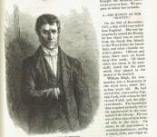 Bounty / Pitcairn Item –  Harper's New Monthly Magazine – 1871