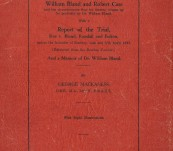 Account of a Duel between William Bland and Robert Case – George Mackaness – No 41 of 100 Limited and Signed.