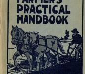 Australian Farmer's Practical Handbook – J.T. Elmes – 1916