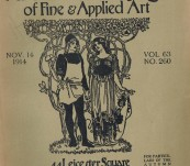 The Studio Magazine -1914 – (Including good article of the National Gallery of NSW)
