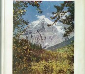 Climbs in the Canadian Rockies – Frank Smythe – First edition 1950