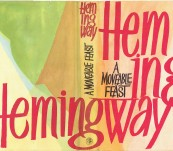 A Moveable Feast – Ernest Hemingway – True First edition 1964