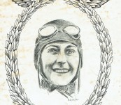 Special Aviation Item – Amy Johnson Commemorative – Queenslander Pictorial – June 1930