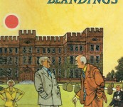 Sunset at Blandings – P.G. Wodehouse