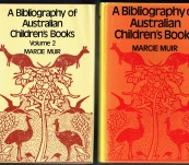 Bibliography of Australian Children's Books – Marcie Muir – 2 Volumes