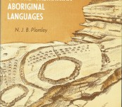 Tasmanian Aboriginal Languages – A Word List – N.J.B. Plomley – First Numbered Limited Edition 1976