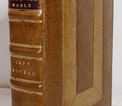 Captain Woodes Rogers Voyage – Cruising Voyage Round the World: First to the South-Seas, thence to the East-Indies, and Homewards by the Cape of Good Hope – 1718