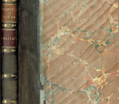 First publication of Two Wordsworth Sonnets – A Collection of Poems, Chiefly Manuscript and from Living Authors – Edited by Joana Baillie – First Edition 1823 – Earl of Crawford and balcarres Copy – Bibliotheca Lindesiana