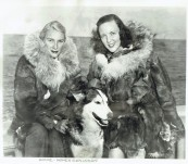 Original Photograph – Jackie Ronne and Jennie Darlington – First Women on the Antarctic