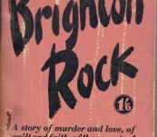 Brighton Rock – Graham Greene – First Australian edition 1944