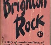 Brighton Rock – Graham Greene – First Australian edition 1944