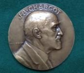 Jean-Baptiste Charcot – Polar Explorer – Commemorative Bronze Medal – 1936