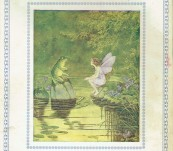 The Little Green Road to Fairyland – By Annie R Rentoul and Ida Rentoul Outhwaite – First Australian edition 1948