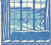 Adrian Feint Bookplate – Signed  by Artist – Ex Libris Sir James Robert McGregor