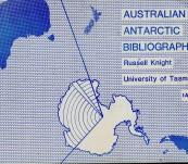 Australian Antarctic Bibliography – Knight 1987