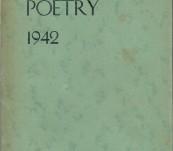 Australian Poetry 1942