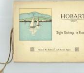 Hobart – Eight Etchings in Facsimile