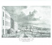 Six Views of Hobart Town – From Sketches by T. Chapman – Facsimile Edition 1967 from 1844