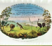 Views in Australia, or New South Wales and Van Diemen's Land – Lycett Facsimile