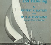 Yacht Sails – Their Care and Handling – Ernest Ratsey and W.H. de Fontaine – First edition 1948