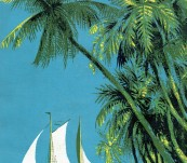 Family at Sea ( A Pacific Voyage) – John Caldwell