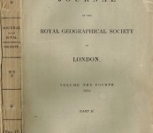 Geographical Memoir of Melville Island and Port Essington on the Coburg Peninsula Northern Australia; Observations on the Settlements Established on the North Coast of New Holland, in the Journal of the Royal Geographical Society, London 1834