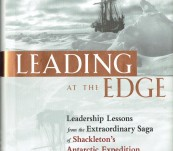 Leading at the Edge (Shackleton) – Dennis Perkins