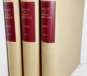 A Voyage to Terra Australia – Matthew Flinders – Two Volumes Plus Map Case
