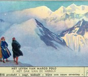 The Life of Marco Polo – Liebig Advertising Cards