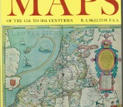 Decorative Printed Maps of the 15th to 18th Centuries – R.A. Skelton FSA