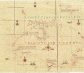 The Tasman Map of 1644 – Mitchell Library – 1948  – Tom Perry's Copy