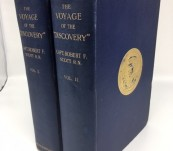 The Voyage of the Discovery  Captain Robert F Scott – 1905 First Edition