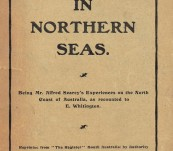 In Northern Seas:  Being Alfred Searcy's Experiences on the North Coast of Australia – Edited Whitington – Scarce First Edition 1905