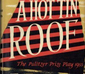 Cat on a Hot Tin Roof – Tennessee Williams – 1956