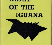 The Night of the Iguana – Tennessee Williams – First UK Edition 1961