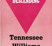 Orpheus Descending – Tennessee Williams – First UK Edition 1958