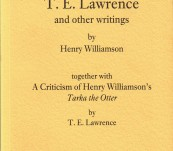 Threnos for T.E. Lawrence – Henry Williamson (Author of Tarka the Otter)