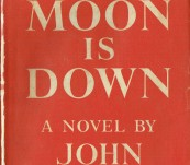 The Moon Is Down – John Steinbeck – First  Edition 1942