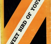 Sweet Bird of Youth  – Tennessee Williams – First UK Edition 1959