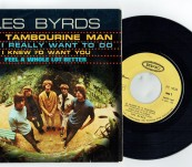 Mr Tambourine Man (EP 1965) Spanish Pressing with Special Cover – Les Byrds