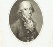 Arthur Phillip – First Governor of New South Wales – Early Mezzotint c1790′s